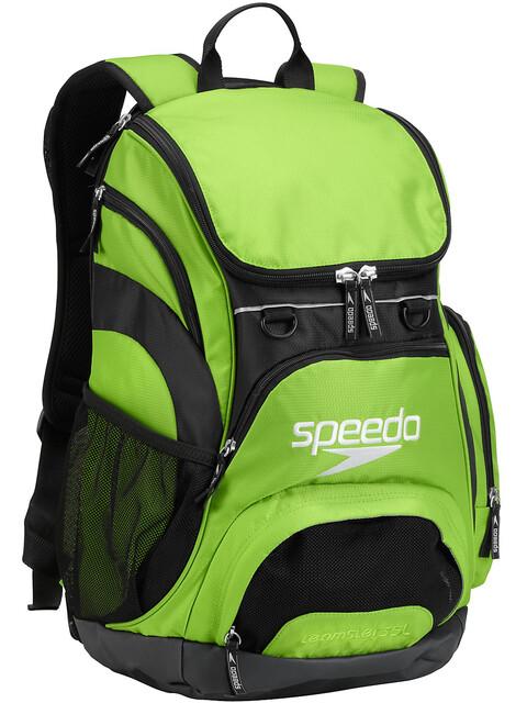 speedo Teamster Plecak pływacki 35l zielony/czarny